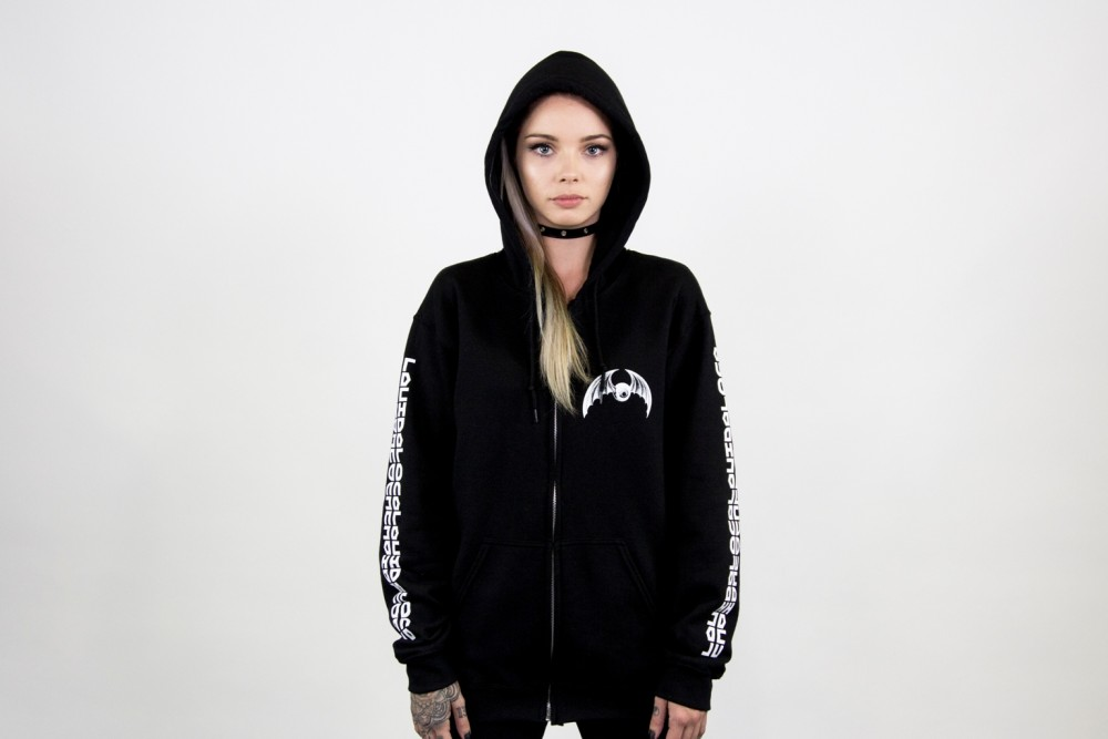 Night Vision Zip Up Hoodie